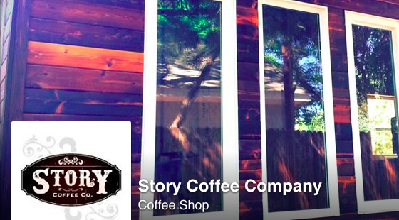 Story Coffee Company, Colorado Springs, Tiny House, Rocky Mountain Food Report, food news