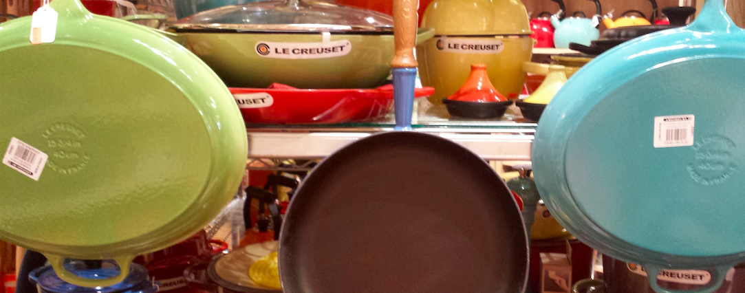 Rocky Mountain Food Report, Colorado Springs, Le Creuset, Sparrow Hawk Gourmet Cookware, food, news, restaurant, kitchen