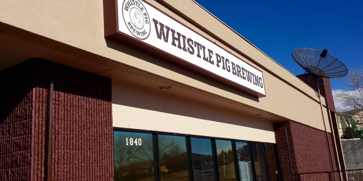 Whistle Pig Brewing Company, Bobby Couch, Colorado Springs, food, beer, Rocky Mountain Food Report