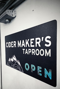Colorado Common Cider Taproom, Rocky Mountain Food Report, Colorado Springs, food news