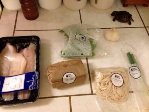Blue Apron, review, Rocky Mountain Food Report, Colorado Springs, food
