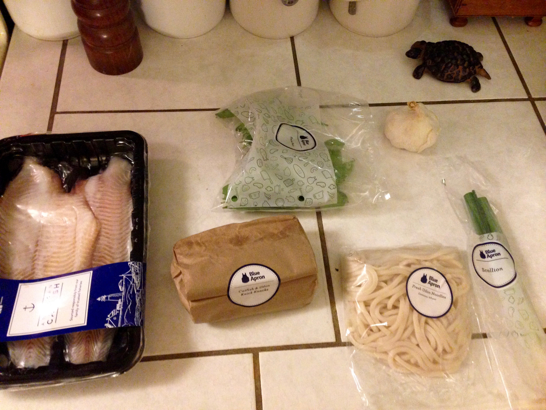 Blue apron yuzu kosho - Blue Apron Review Rocky Mountain Food Report Colorado Springs Food