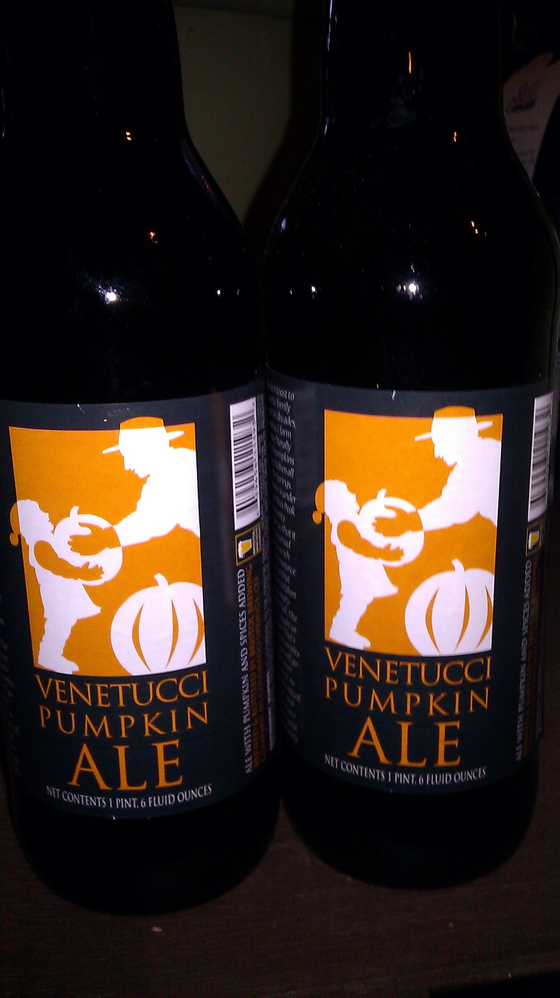 Venetucci Pumpkin Ale, Venetucci Farm, Bristol Brewing Company, Rocky Mountain Food Report, Front range food news