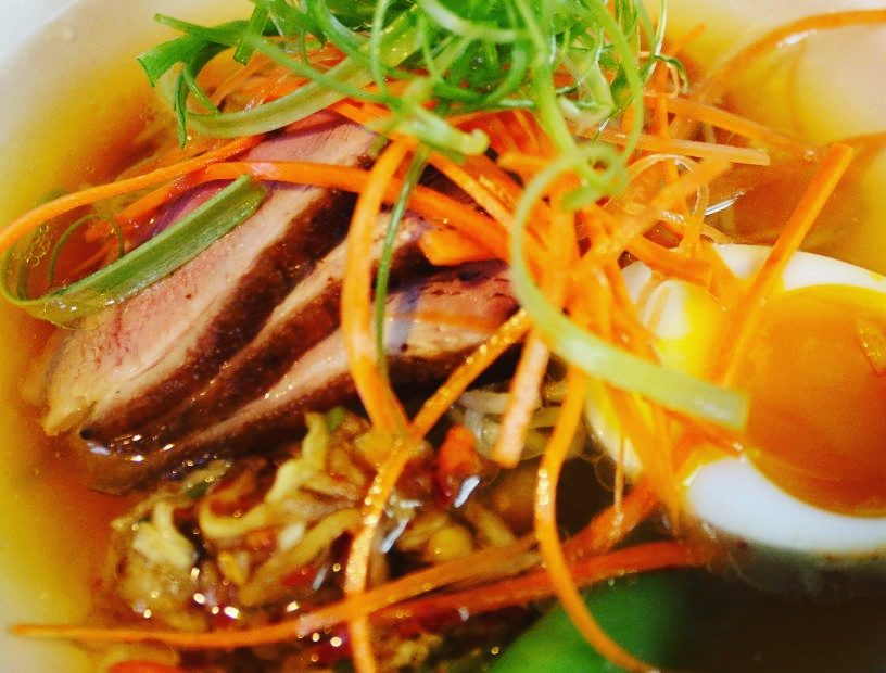 Rocky Mountain Food Report, Rooster's House of Ramen, Colorado Springs, Distillery 291, food news