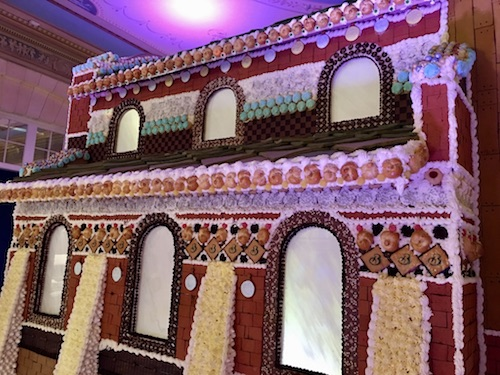 Gingerbread house, The Broadmoor